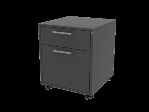 Cube Design | kontormøbler | Quadro | Skuffesektion | Skuffekasette