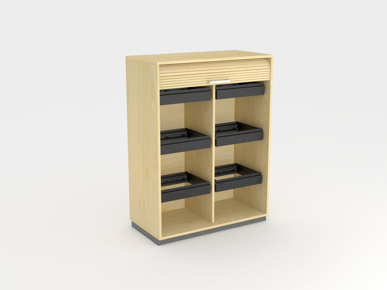 Cube Design | kontormøbler | hængemapperammer