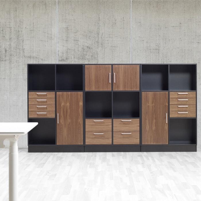 Cube Design | kontormøbler | Quadro | Reol