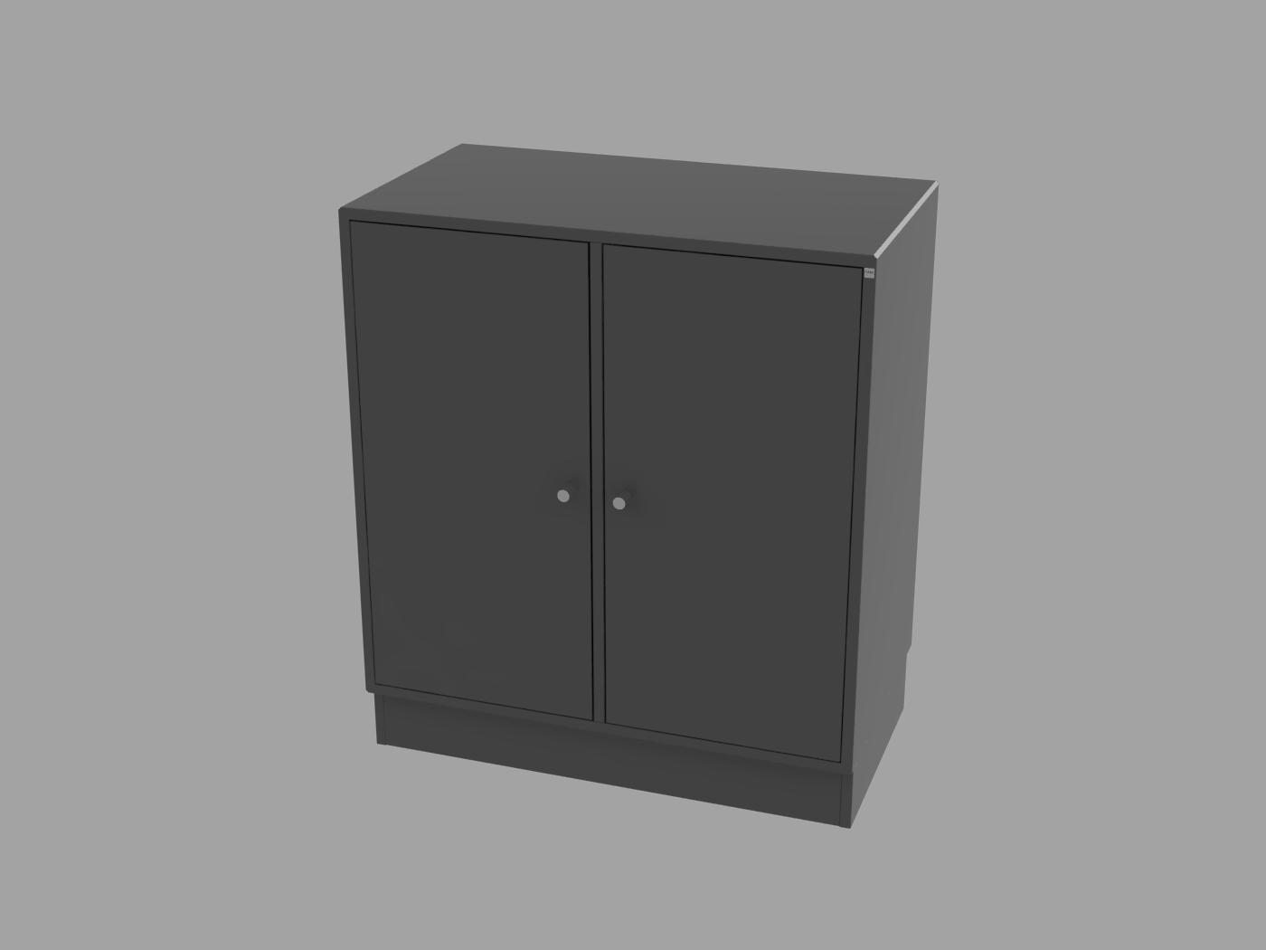 Cube Design - V opbevaring - skabe - skabe samlet på gering - kontormøbler