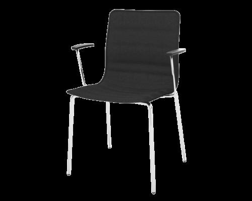Cube Design | kontormøbler | S10 | stole | Mødestol | stol på ben