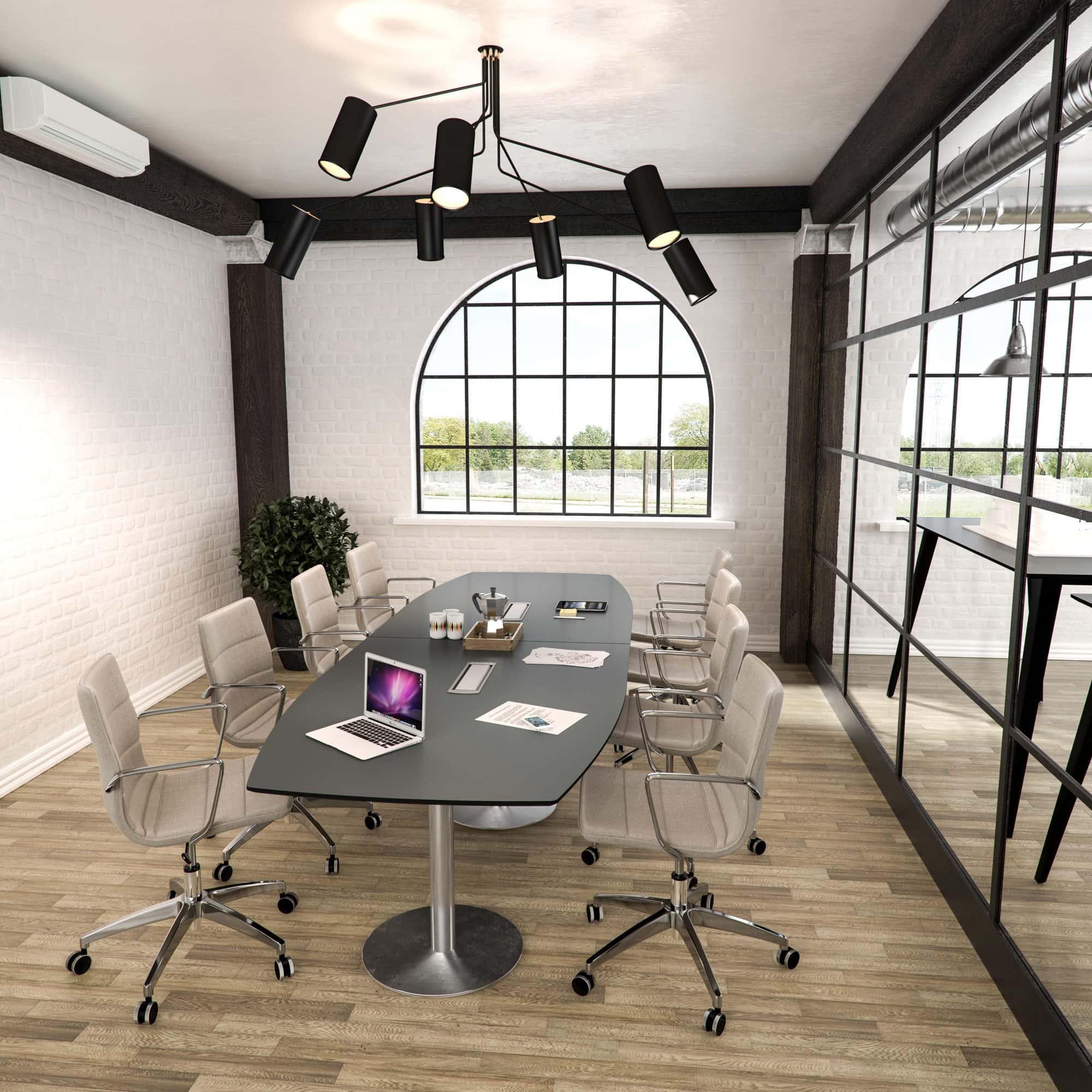 Cube Design - kontormøbler - S10 konferencestol