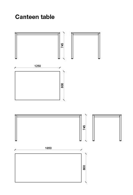 Sensa rectangular