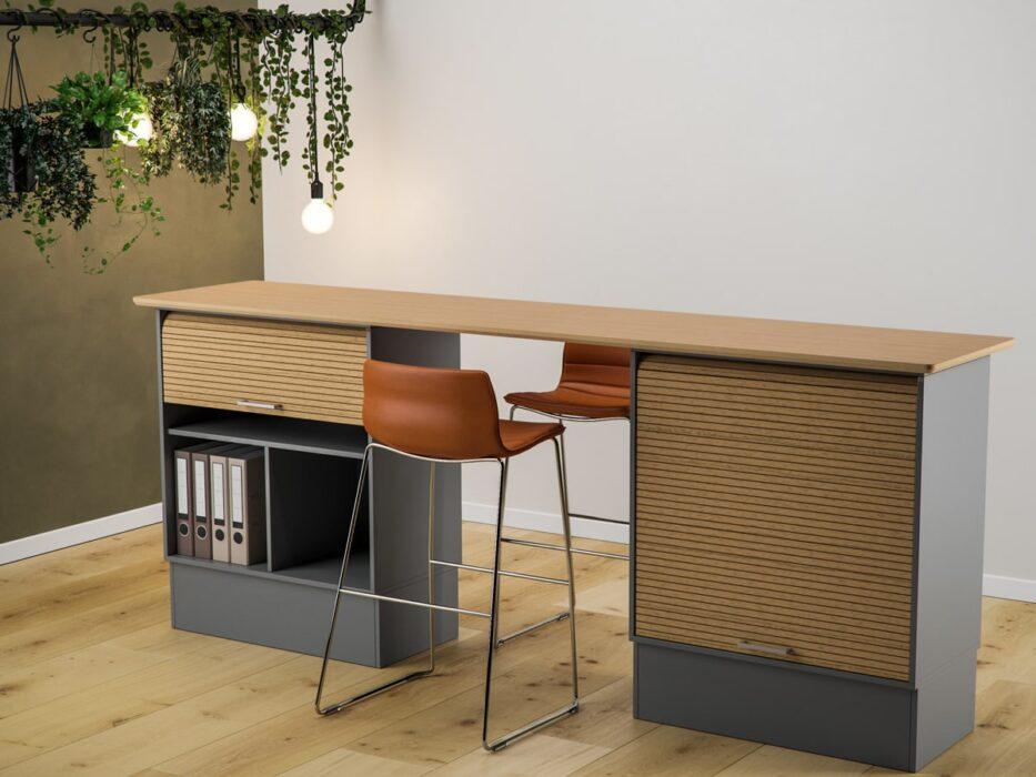 Cube Design - kontormøbler - S10 barstol