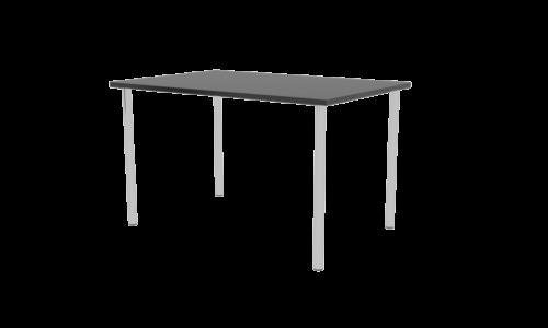 Cube Design - bord med runde ben