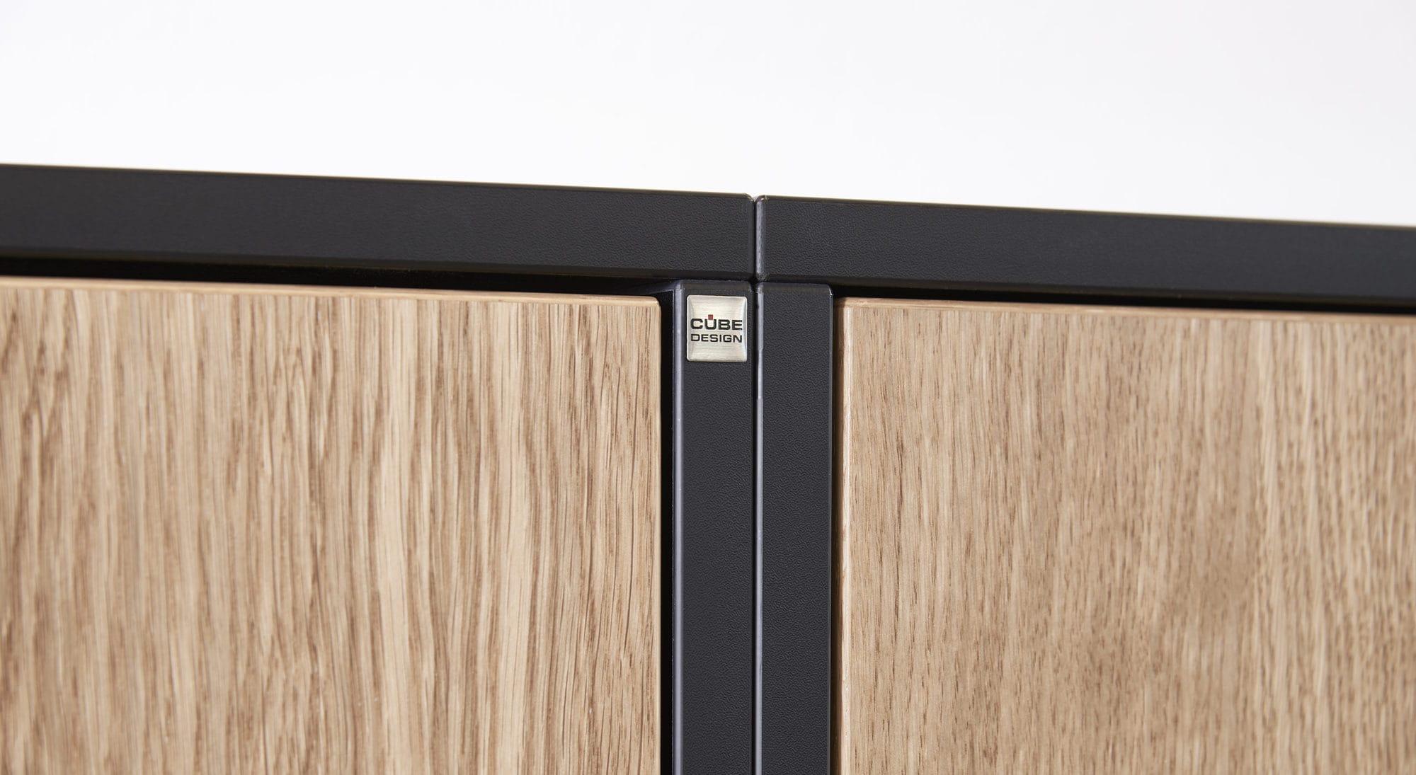 Cube Design - kontormøbler - Quadro opbevaring - samling
