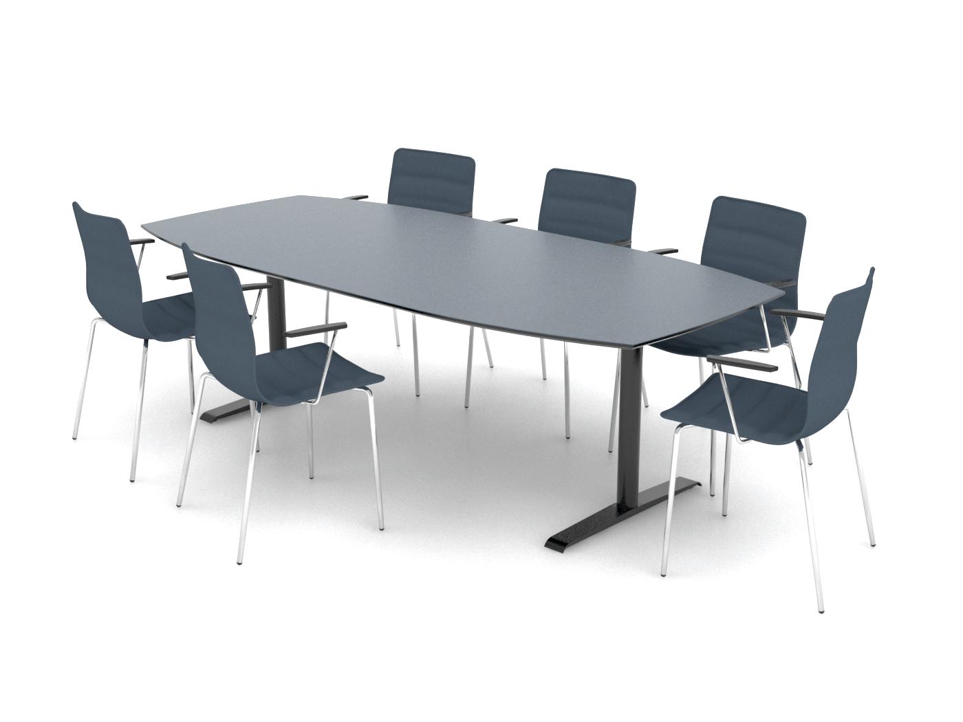 Cube Design | kontormøbler | Quadro konference | Mødebord | S10