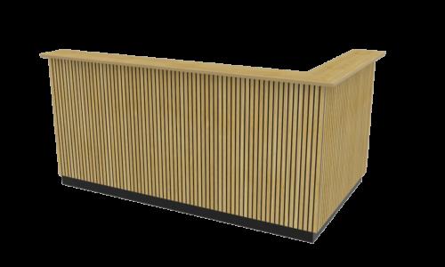 Cube Design - kontormøbler - lamelskranke
