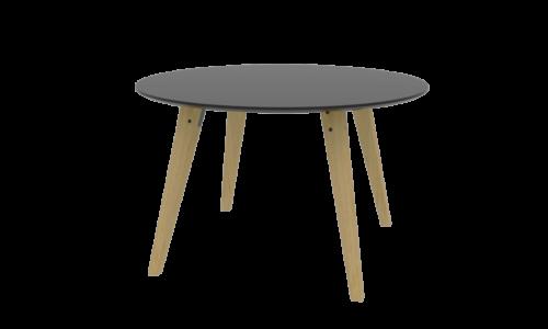 Cube Design | kontormøbler | Spider | Mødebord | Egetræsben - massive træben