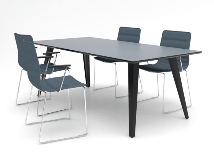 Cube Design   kontormøbler   Spider   Mødebord   S10