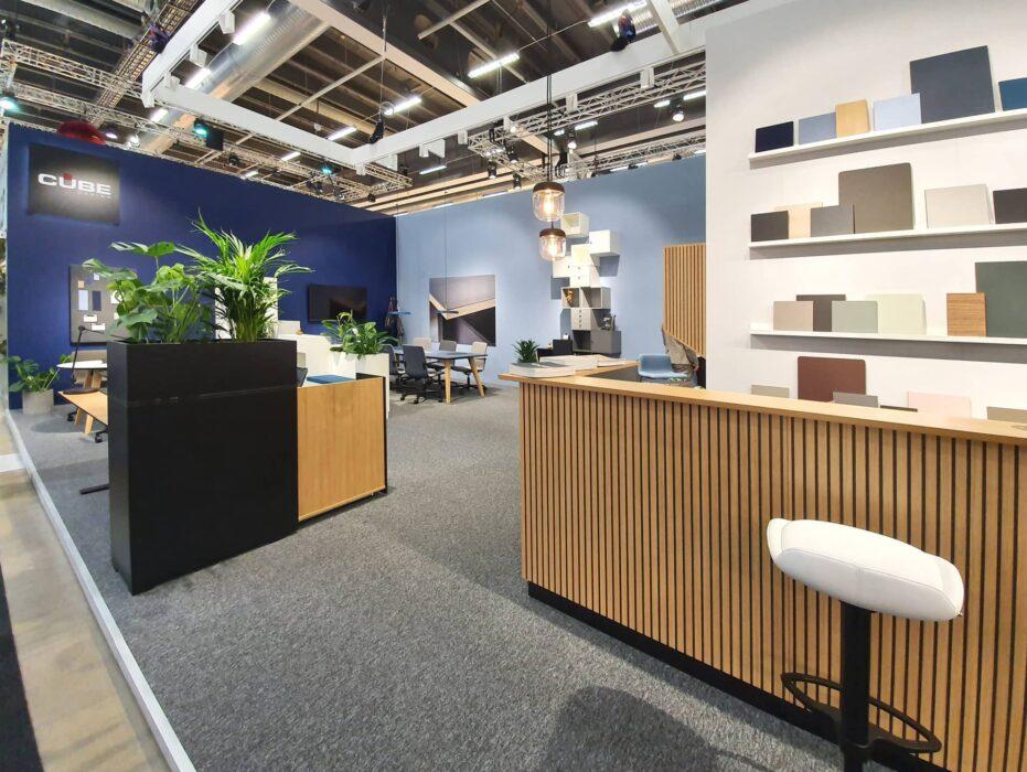 Cube Design - SFF stand 2020