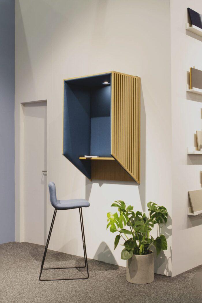 Cube Design - kontormøbler - SFF20 - stockholm furniture fair