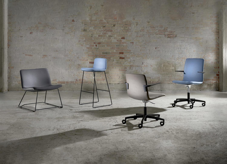 Cube Design - kontormøbler - stole - konferencestole - barstol - loungestol - S20