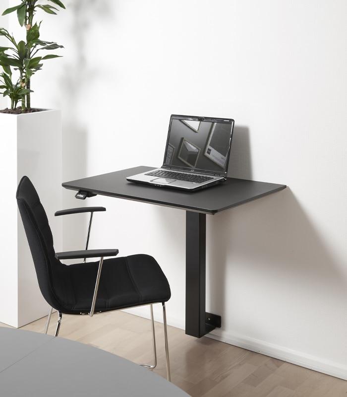 Cube Design - kontormøbler - væghængt - 1 søjle